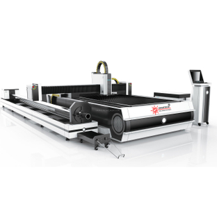 Metal Tube Fiber Laser Cutting Machine