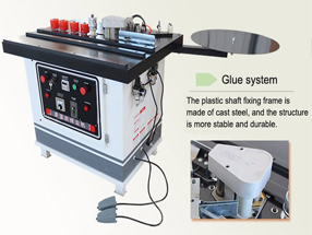 Manual Edge Banding Machine From Factory