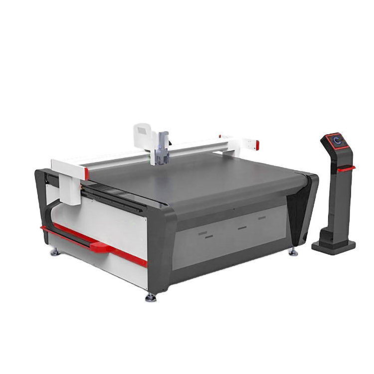 New Arrival Best Price Cnc Oscillating Knife Cutting Machine for Rubber