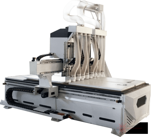 Woodworking Multi Head Cnc Router