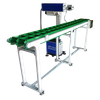 Flying CO2 Laser Marking Machine For Oyster Shells Production Line