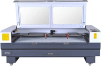 Dual Heads Laser Cutting Machine SJ1610/1810-2N