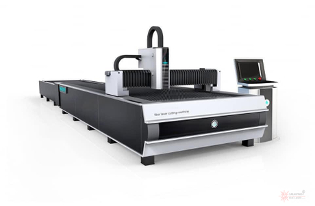 Fiber Laser Cutting Machine For Metal Cutting 1500W
