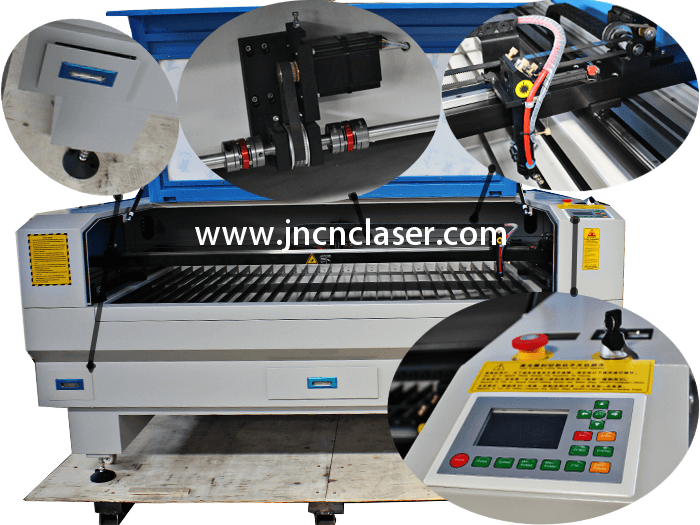SJ1610 Laser Cutting Machine 100W For Wood/Acrylic/Paper With Good Price