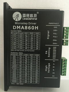 Stepper Driver DMA860H