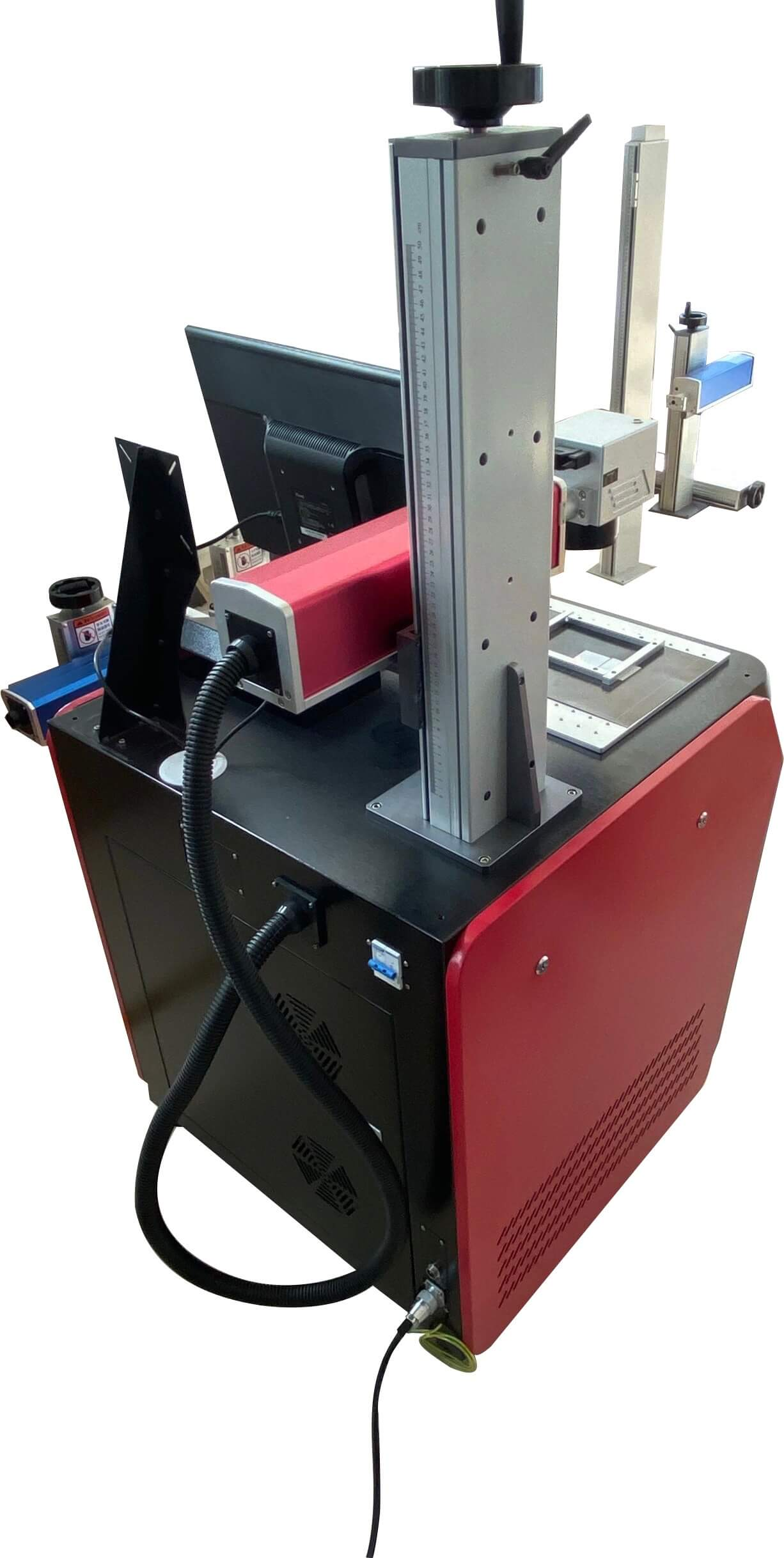 JPT Laser Marking Machine For Deep Engraving