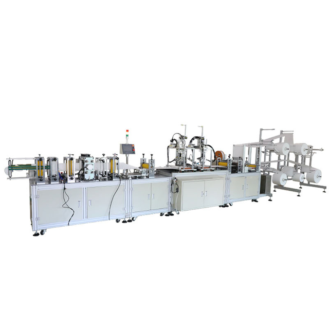 New Product 3d Generation Face Mask Making Machine (N95)