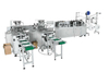 Disposal Face Mask Machine Production Line