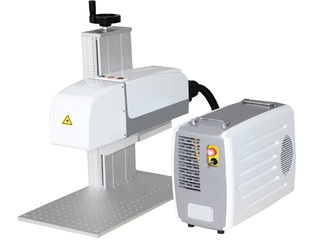 Mopa Fiber Laser Marking Machine