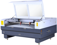 Double Heads High-speed Co2 Laser Cutting Machine SJ1390-2